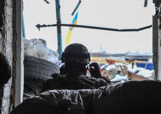 Деоккупация Донбасса.