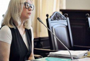 Одиозная судья Светлана Волкова.