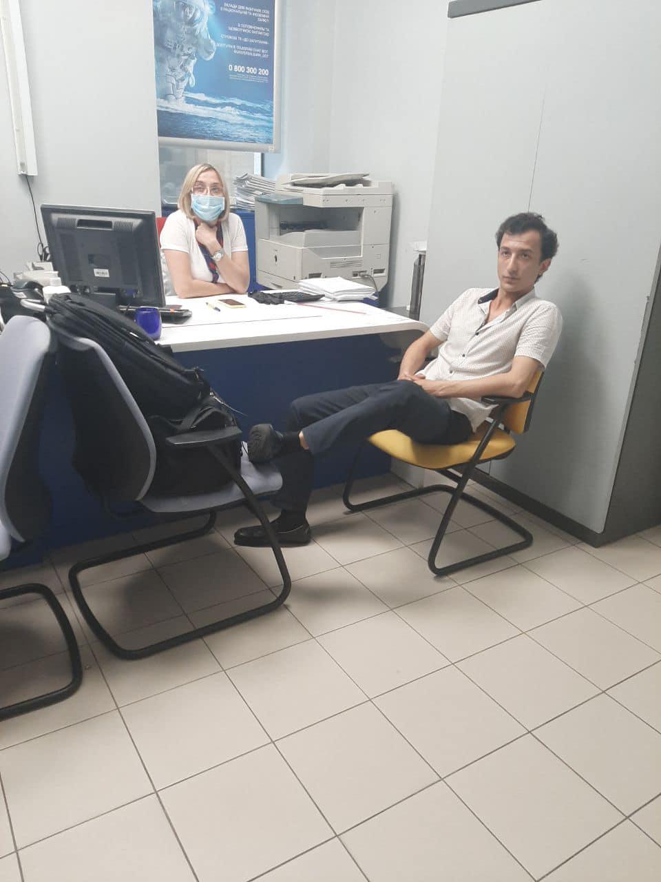 """Киевский террорист"""
