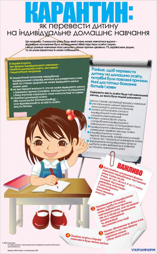 Карантин: как перевести школьника на домашнее обучение
