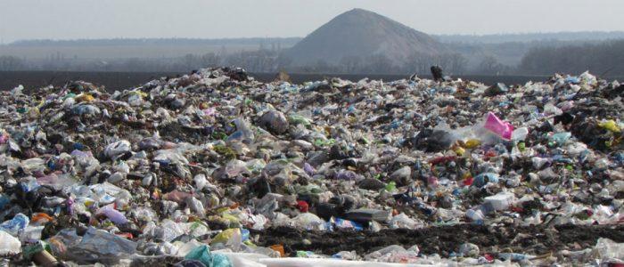 Новая проблема ОРДЛО - бытовой мусор.