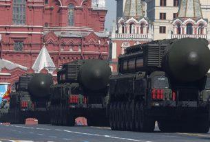 Ядерное вооружение РФ