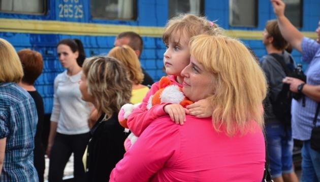 В Украине насчитали более 1,4 миллиона переселенцев — Минсоцполитики