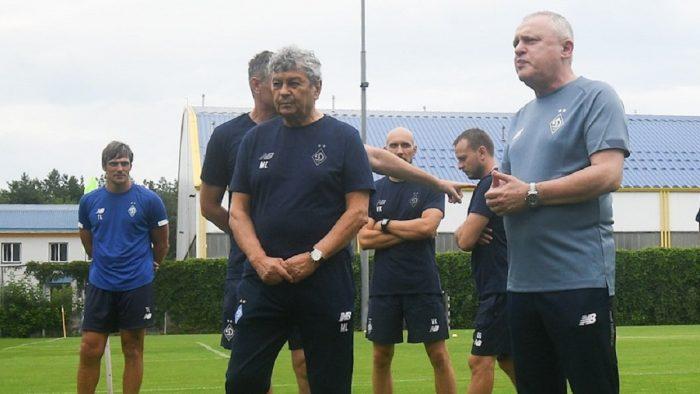 Суркис представил нового тренера Динамо Киев.