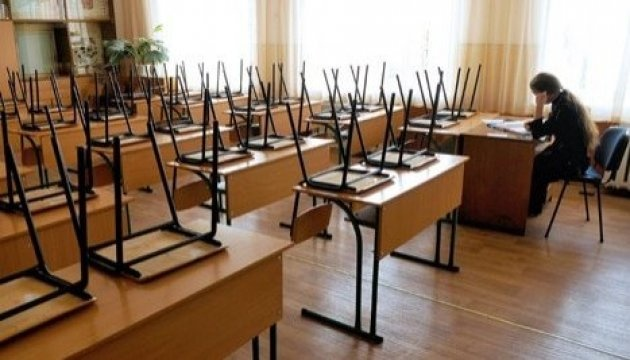 """Школы не будут работать исключительно в """"красных"""" зонах - Степанов"""