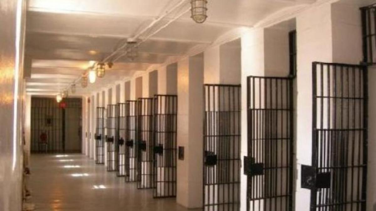 Тюрьмы в Украине