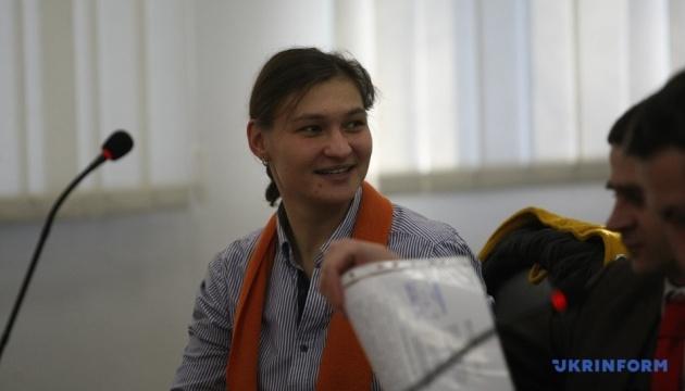 Обвинительный акт против Яны Дугарь остался у прокурора - адвокат