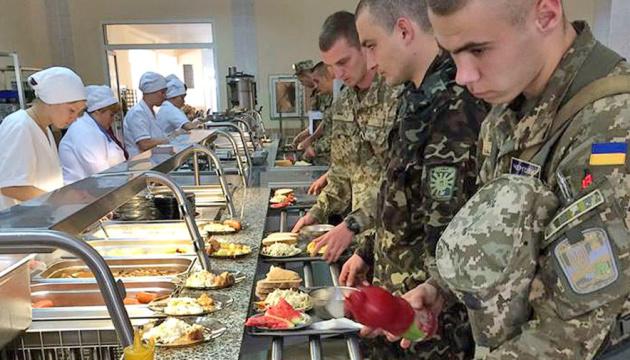 Карантин не повлиял на плановый переход ВСУ на новую систему питания - Минобороны