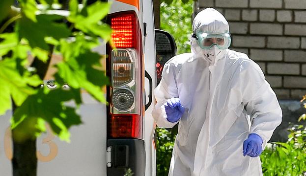 В Украине за сутки зафиксировали 1489 случаев коронавируса