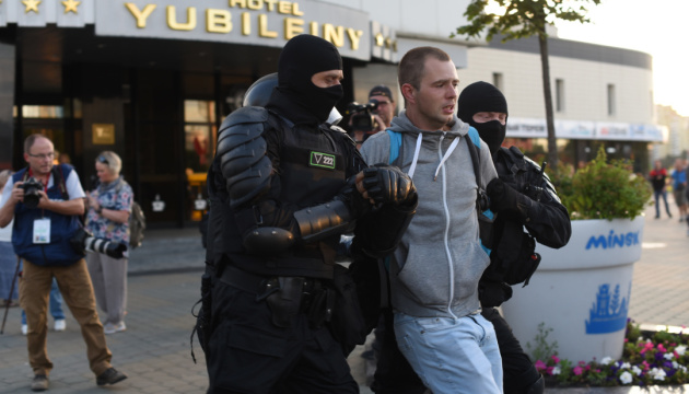 НСЖУ собирает подписи в поддержку журналистов из Беларуси