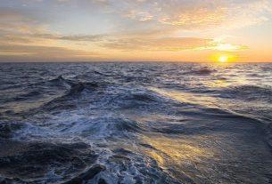 Открытое море