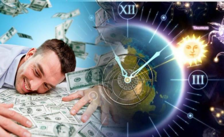 Зодиаки - денежные магниты.