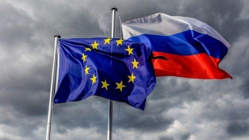 Санкции ЕС против России