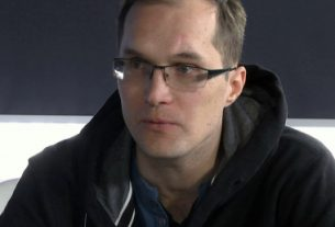 Журналист Юрий Бутусов.