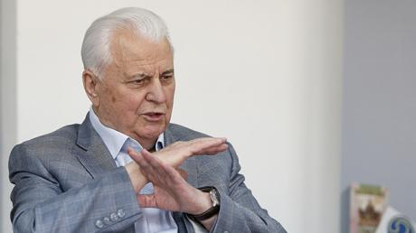 Леонид Кравчук отказался посетить ОРДЛО.