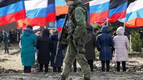 Интеграция ОРДЛО в РФ.