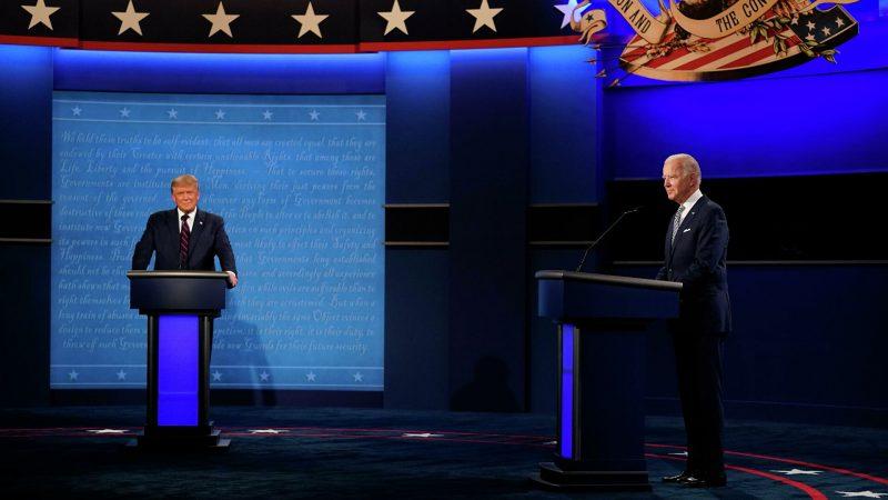 Дебаты Байдена и Трампа