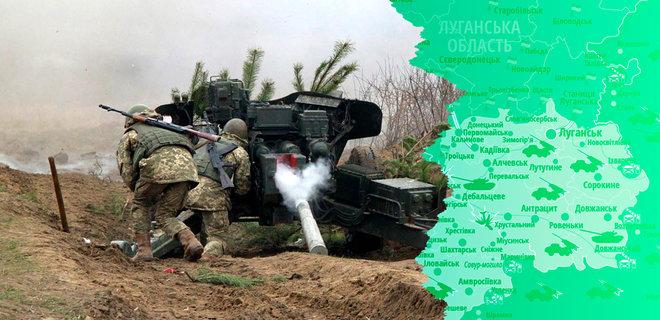 Срыв перемирия на Донбассе.