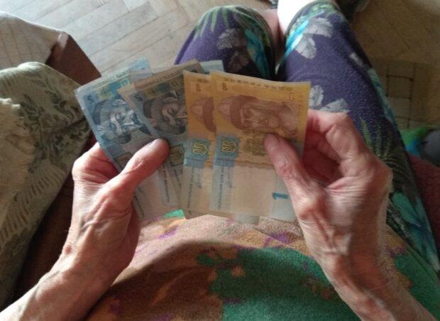 Разница в мужских и женских пенсиях.