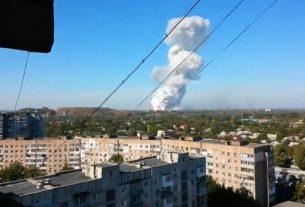 Донбасс на грани экологической катастрофы.