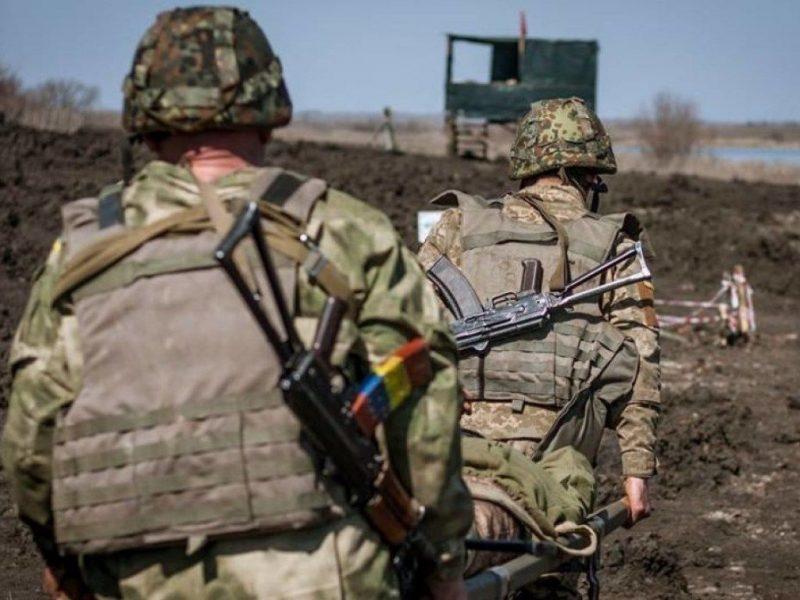 военнослужащие ВСУ