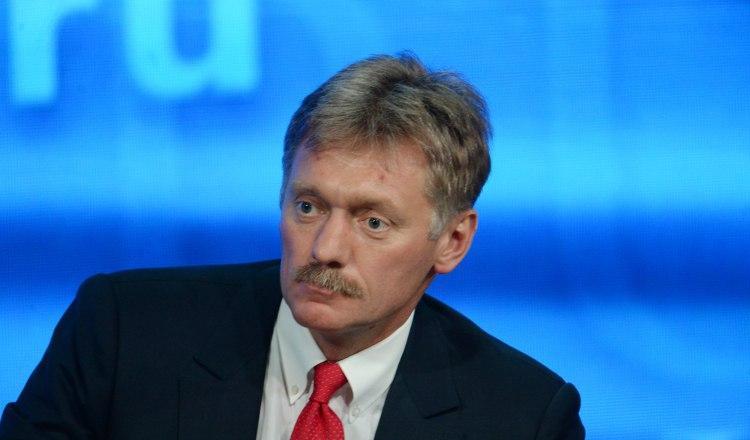Пресс-секретарь Путина Дмитрий Песков.