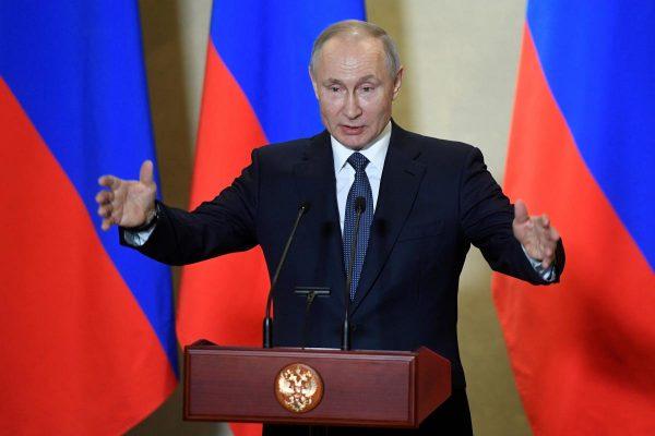 Замена Путина ничего не решит.