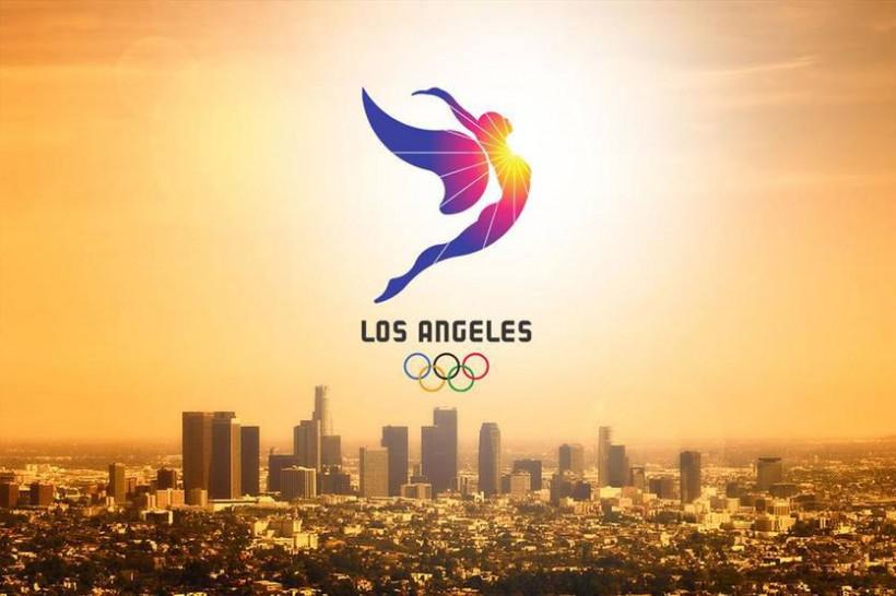 Презентовано логотип Олімпійських ігор-2028 у США (фото)