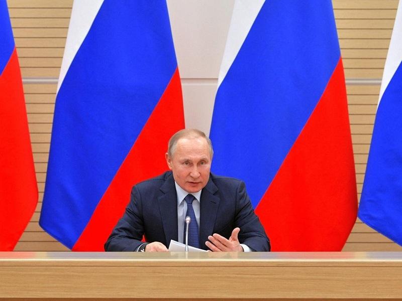 Новый проект Путина по Крыму.