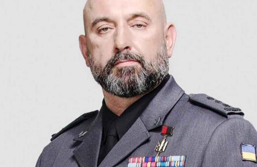 Генерал Сергей Кривонос.