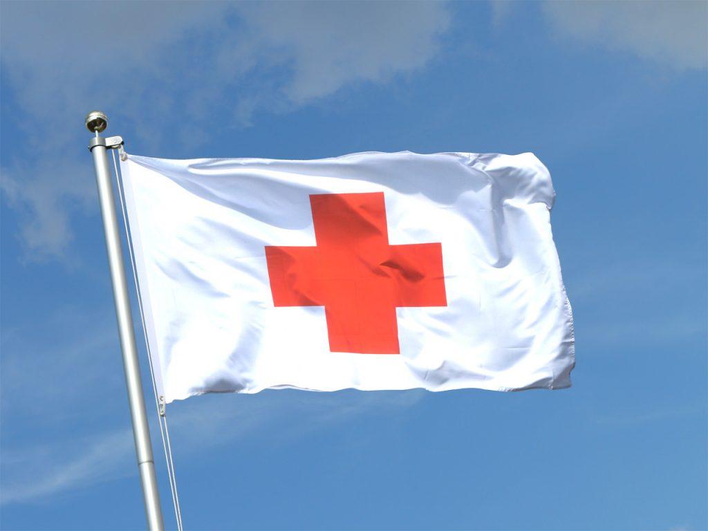 Флаг Красного Креста