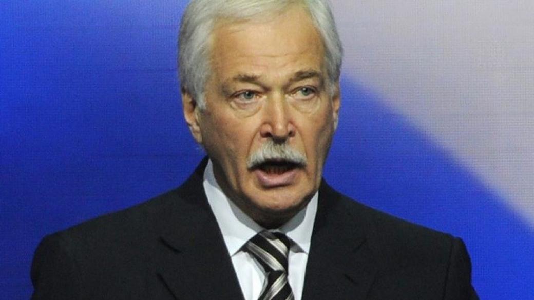 Борис Грызлов возмущен.