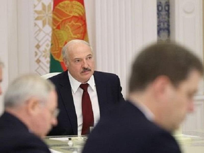 Лукашенко принял окончательное решение.