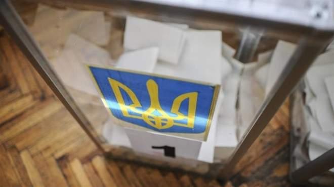 Местные выборы, рейтинг партий.