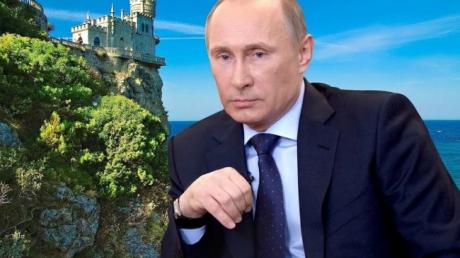 Путин не знает, что делать с Крымом.