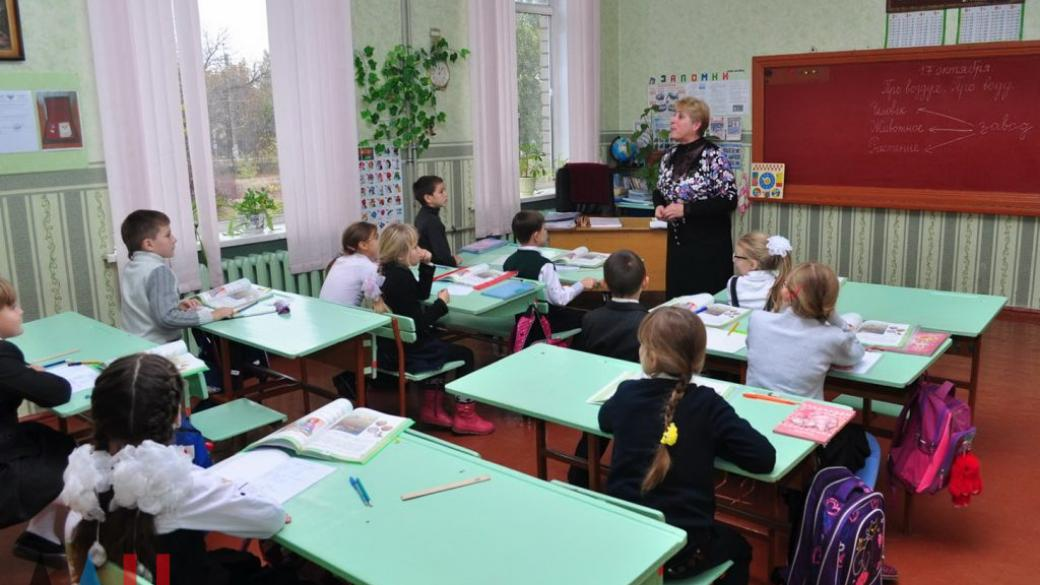 Обучение в школах ОРДО.