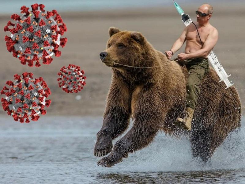 Путин поспешил с вакциной.