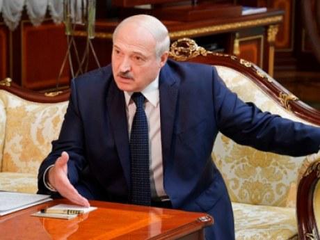 Отставка Лукашенко.