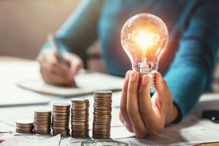 Стоимость электроэнергии с 1 октября.