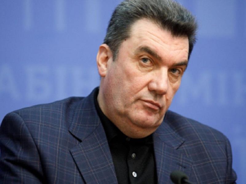 Секретарь СНБО Алексей Данилов.