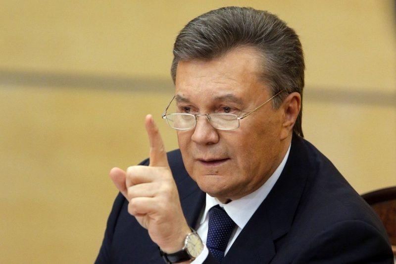 Виктор Янунович