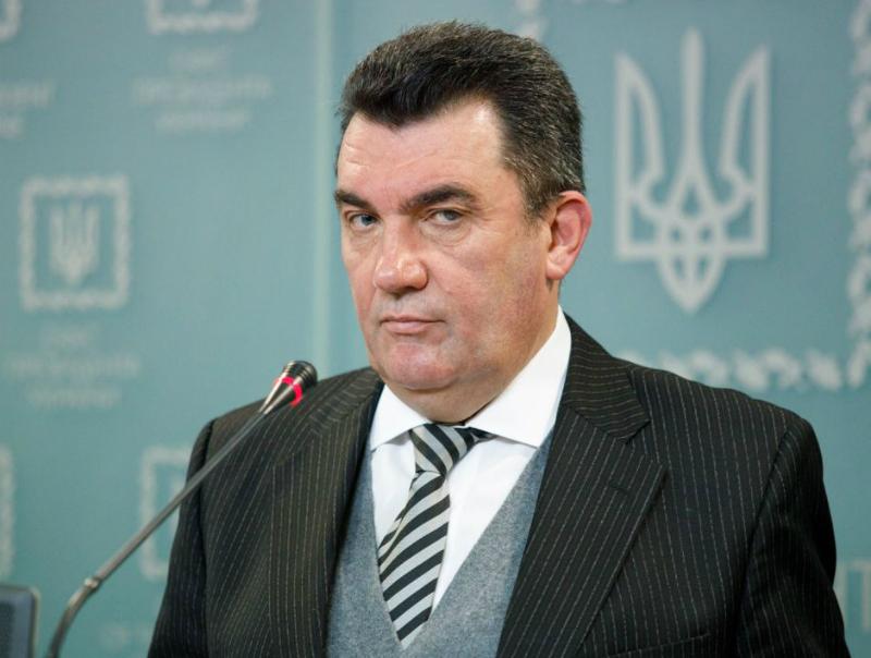 Алексей Данилов.