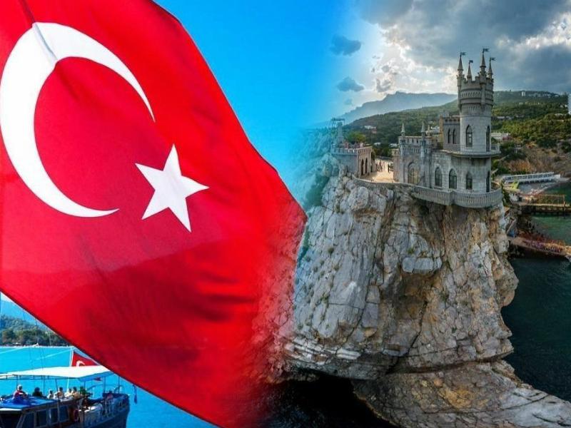 Флаг и Крым