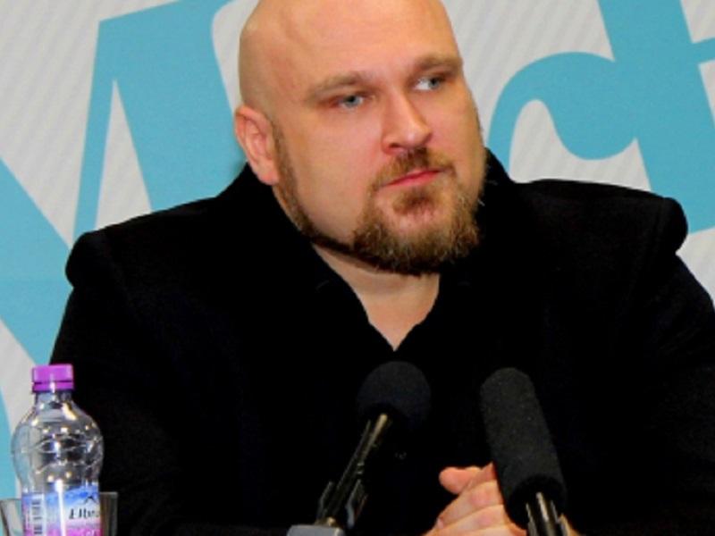 Член СДД Андрей Пинчук.