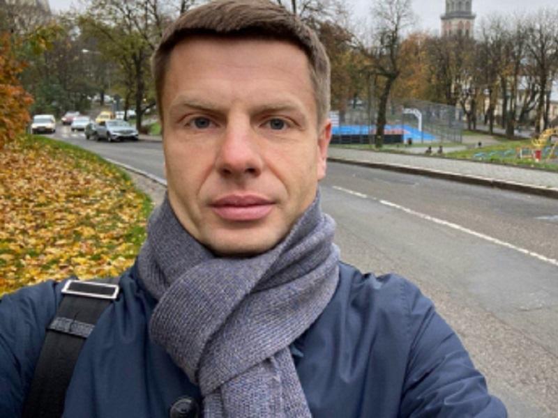 Народный депутат Алексей Гончаренко.