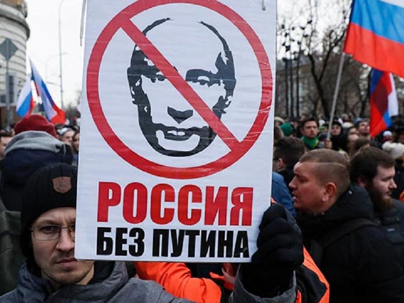 Главный страх Путина.