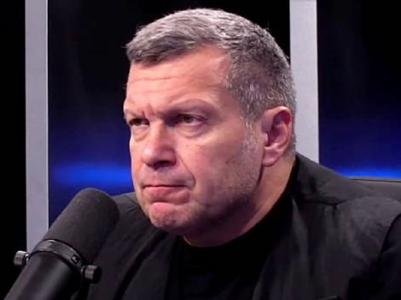 Соловьев запугивает россиян.