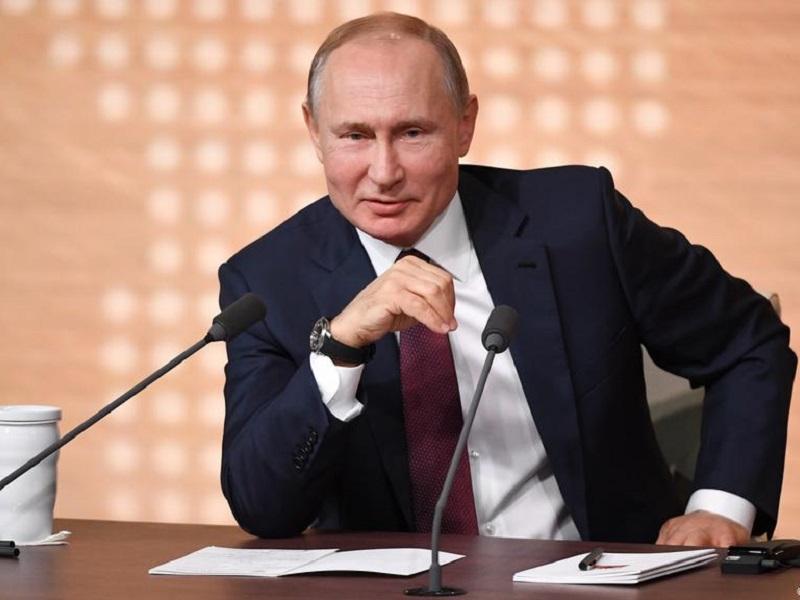 Новая пожизненная должность Путина.