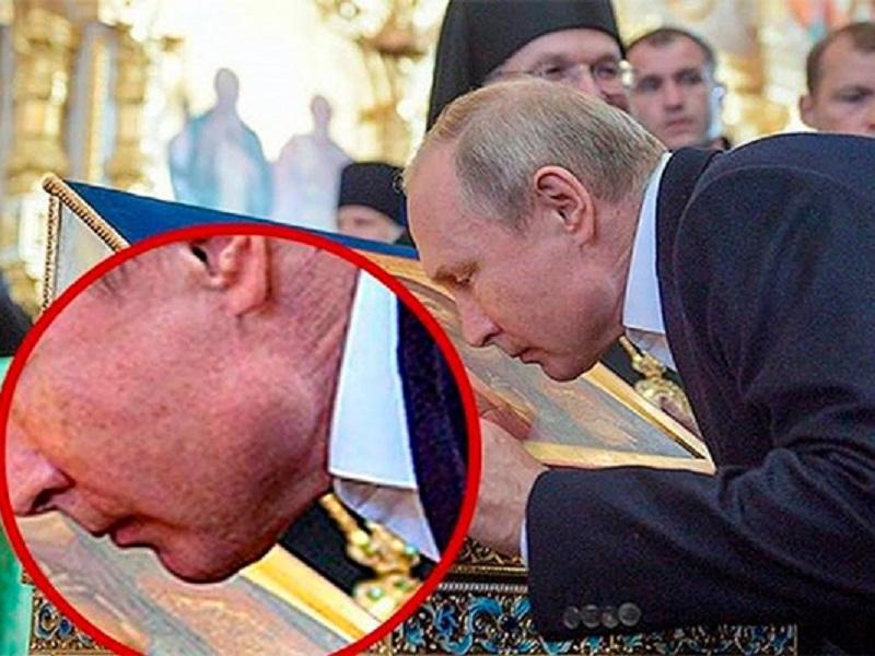 Уход Владимира Путина.