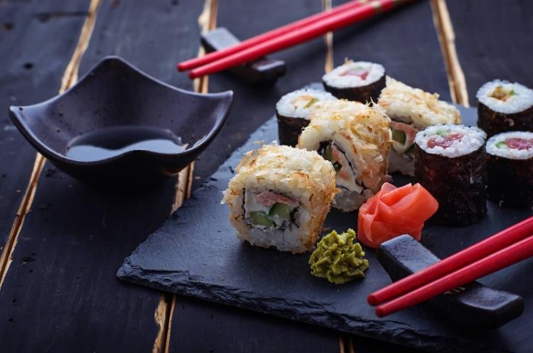 За что мы любим суши